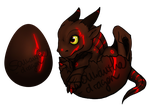 Adopt: Mysterious Egg - SOLD by Samantha-dragon