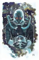 Mr Freeze by ryuloulou