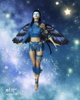 Sky Spirit by RavenMoonDesigns
