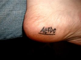 Muh ACDC tattoo by DB-Riddle