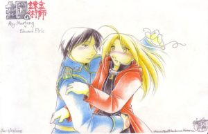 FMA: Stop touching me...royxed by Kriska