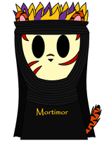Mortimor- Chess Piece Tiger by keithyboo