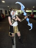 Connichi 2013 - Ashe by Moeker
