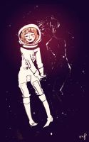 The girl who loved space by piore