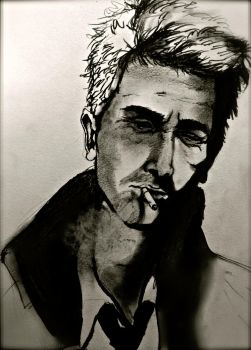 tim roth - john constantine by willwoosharon