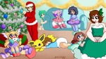 YCH: Christmas Time by AD-SD-ChibiGirl