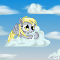 Derpy :Inspired by: by C-Cain