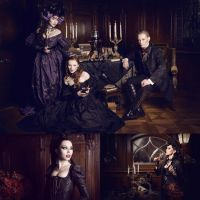 Noble Blood Vampire Chronicles by la-esmeralda
