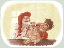 The Potter Family by Alatariel-Amandil