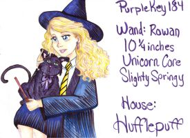 Pottermore ID by TheNorthMint
