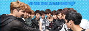 EXO Facebook Cover Photo by nicolenikka13