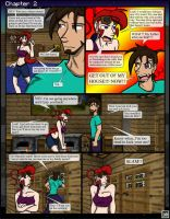 Minecraft: The Awakening Ch2. 38 by TomBoy-Comics