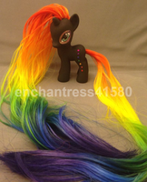 Custom My Little Pony G4 Rainbow Chakra by enchantress41580