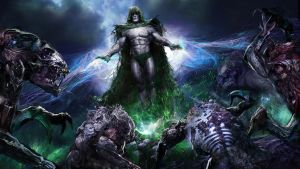 The Spectre by uncannyknack