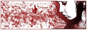 bleed by narcissus-