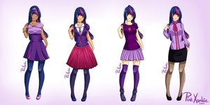 Twilight Sparkle Preview by PinkXombie