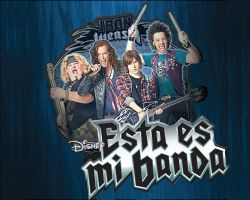 I'm in the Band: Esta es mi Banda (Spanish Logo) by AlbertoJulian