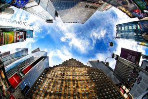 New York City - Times Square by k-n-8