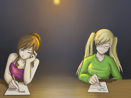 Loathing by Shewen