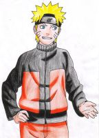 Uzumaki Naruto from Shipuuden by Shin-5
