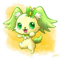Jewelpet Peridot by CRAZ1