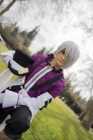 Xerxes Break at Your Service by koftte