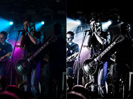 Photo-manipulation: Band by variant73