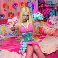 . carebear luv . by Countess-Grotesque