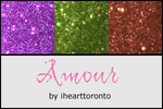 Amour Textures by ihearttoronto
