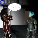 EVO Universe: Affirmative Action #3 by EVOUniverse