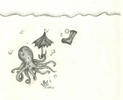 That's Mr. Octopus to You by Foxhawk95
