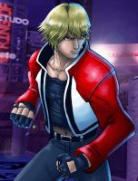 King of Fighters by The-Switcher