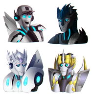 Winners of lottery01 by DecepticonCyberWolf