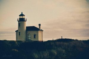 Coquille River Lighthouse by cheslah