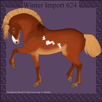 Winter Import 624 by ThatDenver