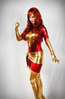 Ask not for pity from Dark Phoenix... by MitsuYomi