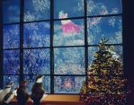 Santa Watch-Xmas in the Air by marthig
