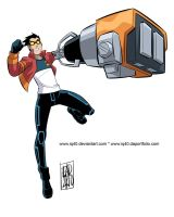 Generator Rex for K-Zone by iq40