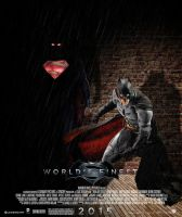 Fan-Poster: World's Finest by zviray