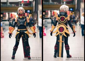 Haseo - 2nd form by ShamanRenji
