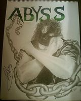 The Monster Abyss :Autographed by remizart