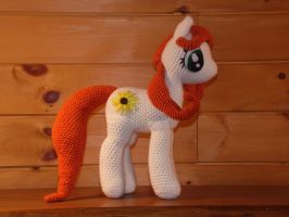 Dr. Who/MLP- Amy Pond by Country-Geek-Crochet