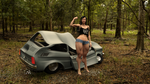 Xia Li the car crusher by P3ncils
