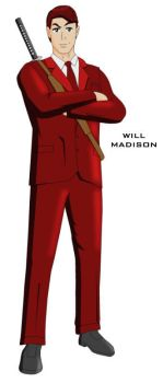 Will Madison - refined by the-ninja-club