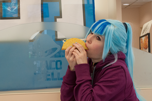 Taco Tuesday has begun. Let us feast. by QueenBloo