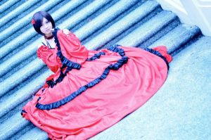 Meiko Conchita Evil Food Eater 1 by fishie-yuu