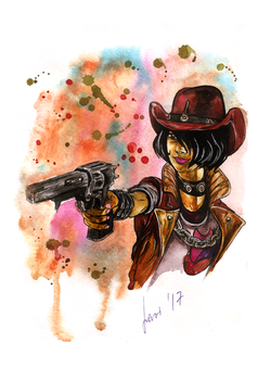 A Sheriff by lariel-istime