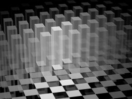 Ghost Chess by allthenightlong