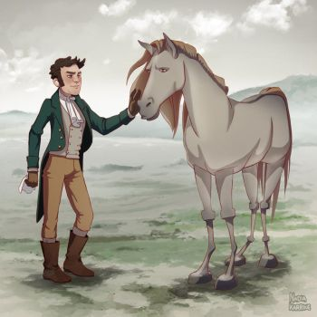 Noble Dude by vg-heart