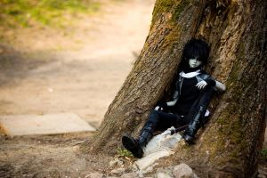 It's time to have some rest by Black-Cloud-Ducan